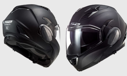Les meilleurs modèles du casque moto modulable LS2