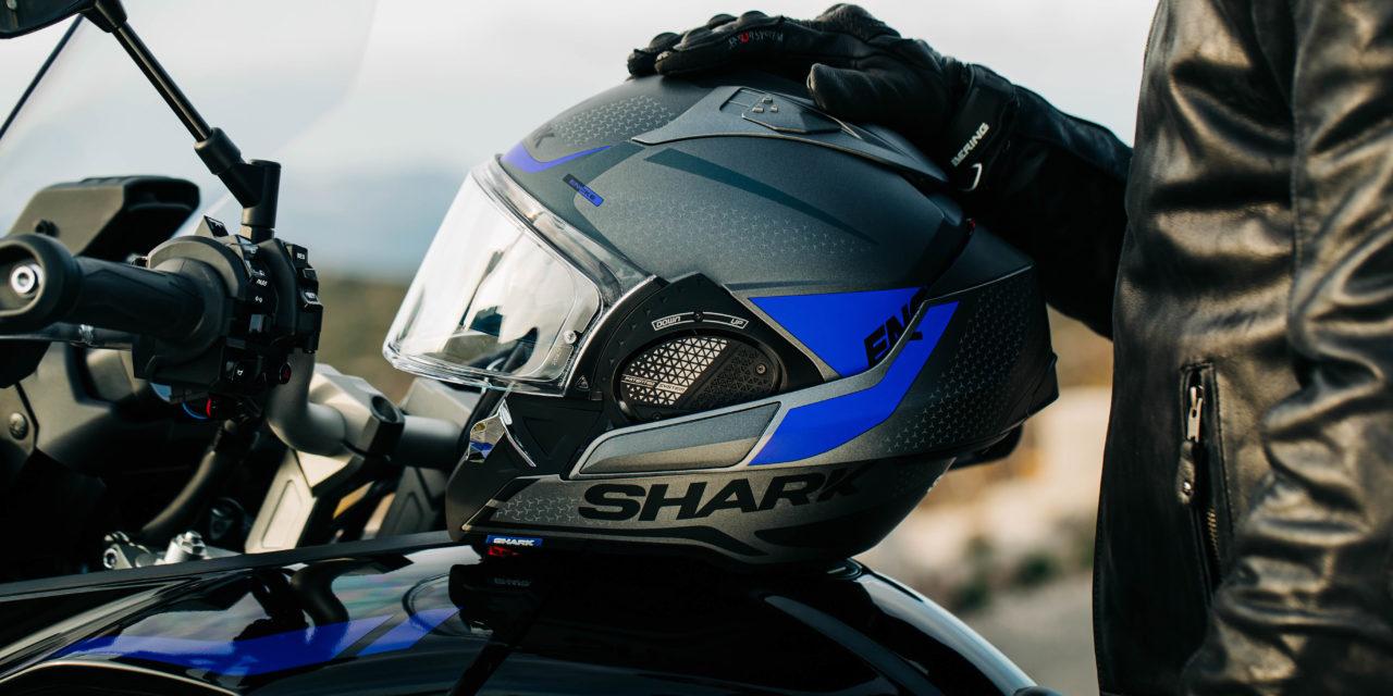 Pourquoi opter pour un casque moto Shark modulable ?