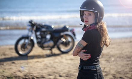 Les différentes options du casque jet de moto pour femme